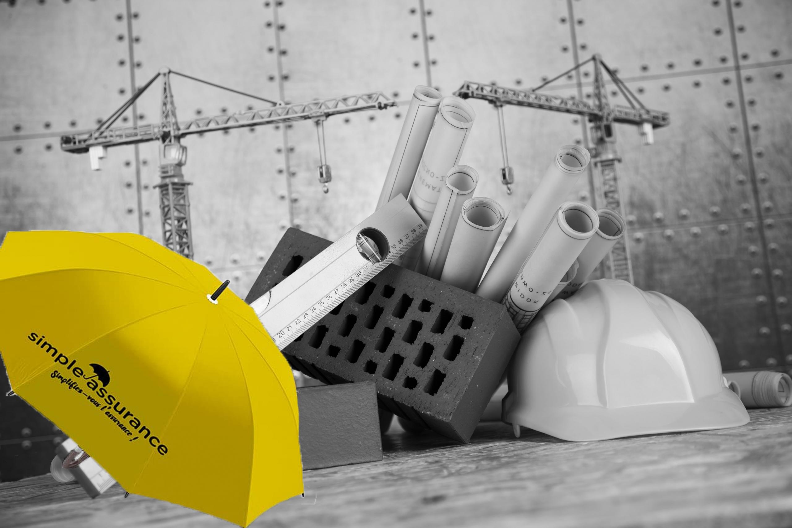 simple-assurance, simplifiez vous l'assurance assurance dommages ouvrage